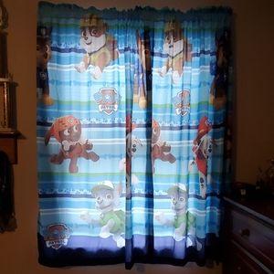 Paw Patrol Curtains